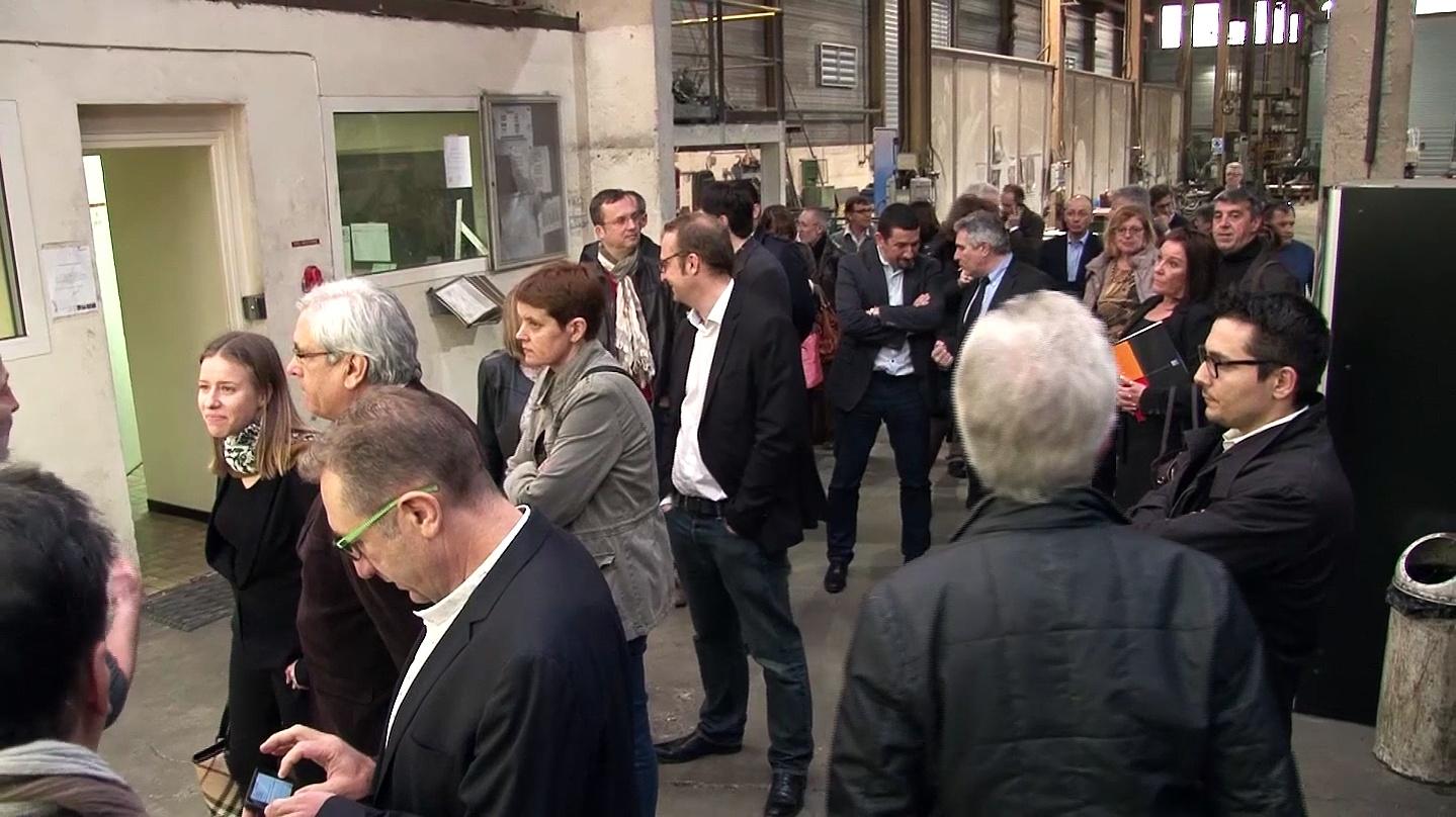 Medef Périgord - secteur Bergerac - Lescaut SAS - 19 Mars 2015