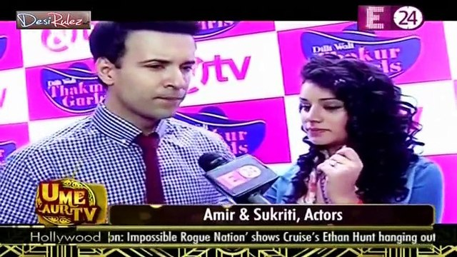 Aa Gaya Ek Aur Naya Show 'Dilli Wali Thakur Gurls' 26th March 2015