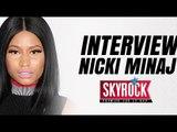Interview Nicki Minaj dans le 16-20 d'Mrik !
