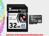 Zectron Digital 32GB Micro SD SDHC Memory Card SD SDHC FOR Olympus VG-160 Digital Camera SD