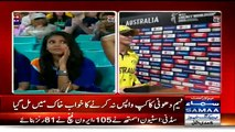 Check Out The Reaction Of Indian Audience After India Lost Against Australia In World Cup 2015
