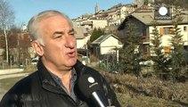 Seyne les Alpes köyü kazazede yakınlarını ağırlıyor