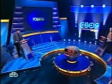 staroetv.su / Своя игра (НТВ, 25.02.2007) Анатолий Белкин - Жанна Подоляк - Владислав Пристинский