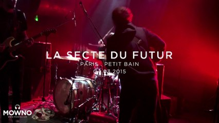 LA SECTE DU FUTUR - Mind Your Head #14 - Live in Paris