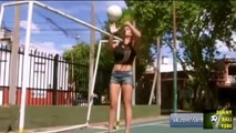 Women Freestyle Football ★ Girl Football Freestyle ★ Football Freestyle 2015