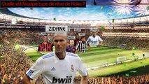 Iniesta, Ronaldo, Zidane... l'équipe type de rêve de Kaka !