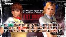 Dead or Alive 5 Last Round  - le DLC sans dessus dessous