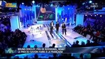 Le prix du Savoir-faire à la française: Bris Rocher, PDG d'Yves Rocher