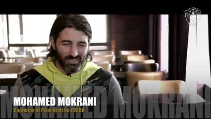 Mohamed Mokrani, LA rencontre
