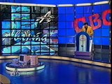 staroetv.su / Своя игра (НТВ, 28.03.1998) Анатолий Белкин - Татьяна Беспалова - Сергей Сумленный