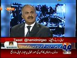Capital Talk - 26th March 2015 With Hamid Mir On Geo News