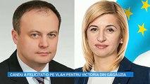 Preşedintele Parlamentului, Andrian Candu, a felicitat-o pe învingătoarea scrutinului din Găgăuzia. Și ce avem drept răspuns la prietenia și diplomația noastră din partea găgărușilor. Pe pământul nostru drag...