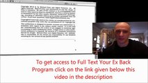 Text Your Ex Back ► Module 4   Checklist to Build Self Esteem to Get Your Ex Back
