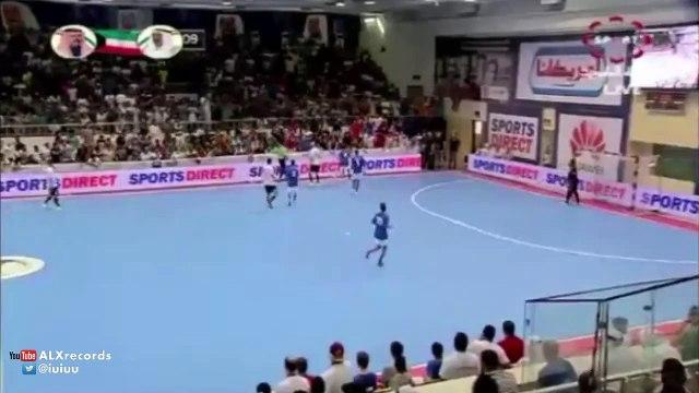 Zidane Fantastic piece of skill in futsal game Zidane Friends vs NAC