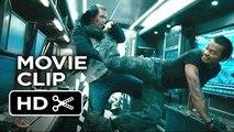 Furious 7 Movie CLIP - Transport Fight (2015) - Vin Diesel, Dwayne Johnson Movie_Full-HD