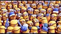 Minions Super Bowl TV Spot 'Super Fans' (2015) HD
