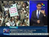 Yemen: población dividida ante ataques extranjeros contra hutíes