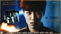 N.Sonic - GoingGoing k-pop [german Sub]  3rd Mini Album 'Another Progress'