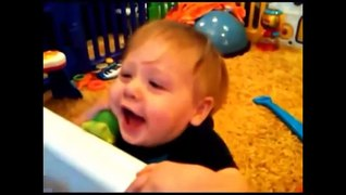 Most Funny Babies Video 2015 Babies Laughing Babie