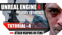 Unreal Engine 4 Complete Tutorials - Tutorial 3 - Changing from