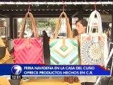 Feria ofrece opciones diferentes y originales para regalar en Navidad