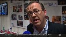 Les mauvais résultats de la droite en Midi-Pyrénées