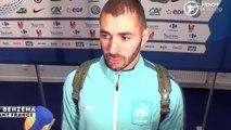 Benzema fier d'avoir été capitaine des Bleus