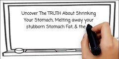 5 Tips to Lose Stomach Fat, Get Flat Six Pack Abs, Ab Workouts, Abdominal Exercises