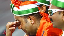 Indians crying after lost Thier Mauka