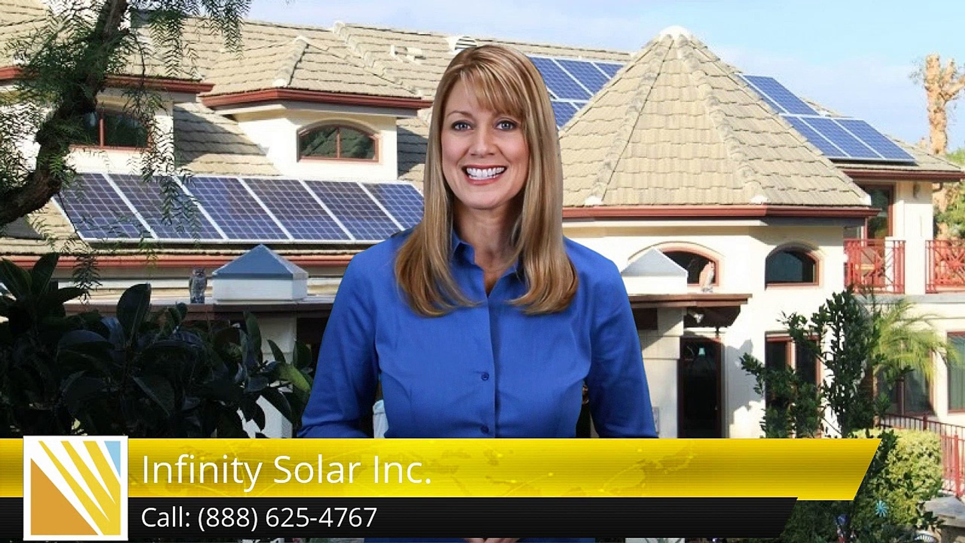 Infinity Solar Inc. Orange         Wonderful         Five Star Review by Peter D.