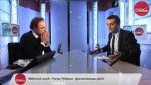 Florian Philippot, invité de Guillaume Durand avec LCI (27.03.15)