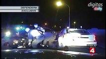 Arrestation violente et injuste de la police américaine