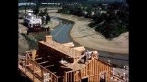 Time-Lapse de la construction du park Disneyland Resort