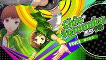 Persona 4 : Dancing All Night - Chie Satonaka Video