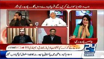 Muhammad Ateeq MQM Insulted Ali Zaidi In a Live Show on Channel 24