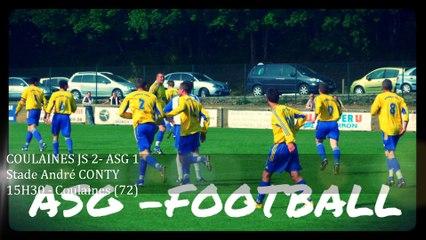 Présentation des matchs du weekend de l'ASG - Football(16 ème journée de championnat)