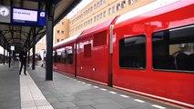 Beelden: Geen treinen door aanrijding bij spoorwegovergang Helperzoom - RTV Noord