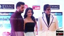 Aishwarya Rai Bachchan, Abhishek Bachchan, Amitabh Bachchan | HT Mumbai's Most Stylish Awards 2015