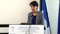 [ARCHIVE] Séminaire interacadémique de Lyon : intervention de Najat Vallaud-Belkacem