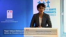 [ARCHIVE] « Apprendre à l'hôpital » : visite de Najat Vallaud-Belkacem à la clinique Edouard Rist