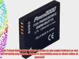 Advanced Accessory Bundle Kit For Panasonic Lumix DMC-TS4 DMC-TS3 DMC-TS2 Waterproof Digital