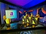 staroetv.su / Своя игра (НТВ, 10.04.1999) Валентин Мельников - Андрей Абрамов - Анатолий Белкин