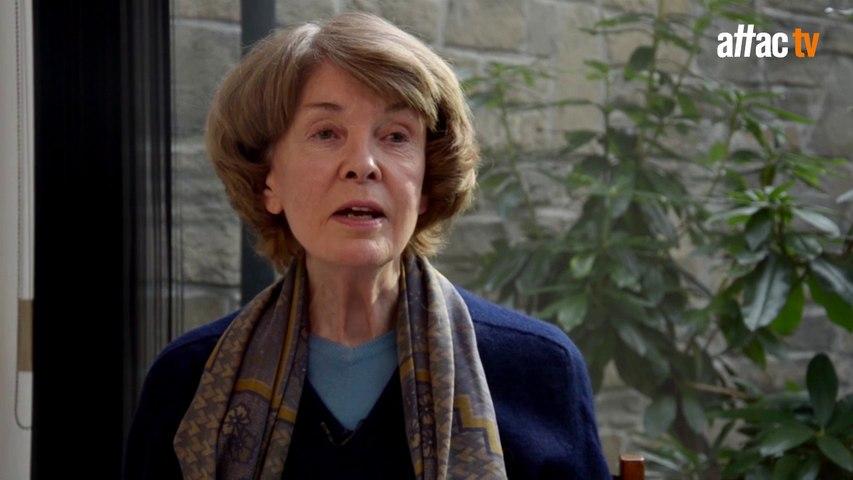 Les dangers du traité transatlantique de libre-échange - Susan George, présidente d'honneur d'ATTAC France