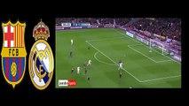 Gol Cristiano Ronaldo, Barcelona vs Real Madrid (2-1) La Liga 22.3.2015