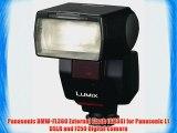 Panasonic DMW-FL360 External Flash (GN36) for Panasonic L1 DSLR and FZ50 Digital Camera