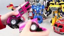 헬로카봇 미니특공대 카봇 또봇 변신 타요 뽀로로 폴리 다이노포스 장난감 Robot Car transformers Toys трансформеры робот Игрушки おもちゃ