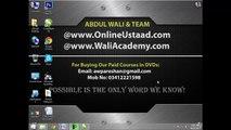 L15-Corel Draw X6 Tutorials in Urdu-Startupspk