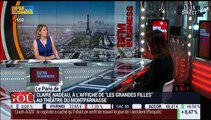 Le Paris de Claire Nadeau, comédienne – 27/03