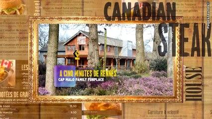 Canadian Steak House Restaurant à La Mézière