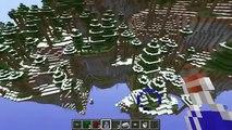Pat and Jen | Minecraft: FUN WORLD MOD (SURVIVAL ISLAND, PLANETS, SKYBLOCK, & MORE!) Mod Showcase